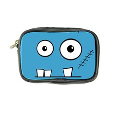 Halloween Frankenstein - Blue Coin Purse