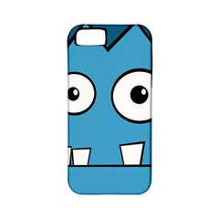 Halloween Frankenstein - Blue Apple iPhone 5 Classic Hardshell Case (PC+Silicone)