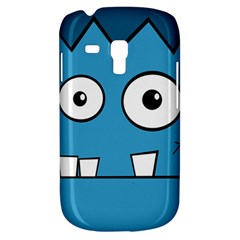 Halloween Frankenstein - Blue Samsung Galaxy S3 MINI I8190 Hardshell Case
