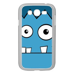 Halloween Frankenstein - Blue Samsung Galaxy Grand DUOS I9082 Case (White)