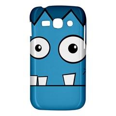 Halloween Frankenstein - Blue Samsung Galaxy Ace 3 S7272 Hardshell Case