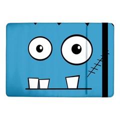 Halloween Frankenstein - Blue Samsung Galaxy Tab Pro 10.1  Flip Case