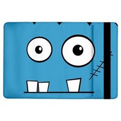 Halloween Frankenstein - Blue iPad Air Flip