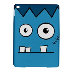 Halloween Frankenstein - Blue iPad Air 2 Hardshell Cases