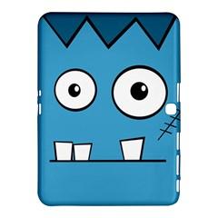 Halloween Frankenstein - Blue Samsung Galaxy Tab 4 (10.1 ) Hardshell Case