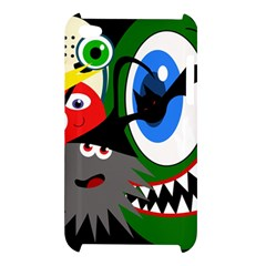 Halloween monsters Apple iPod Touch 4
