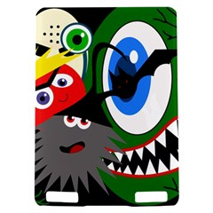 Halloween monsters Kindle Touch 3G