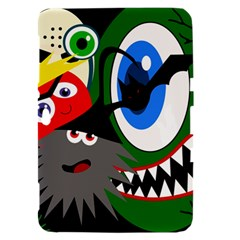 Halloween monsters Samsung Galaxy Tab 8.9  P7300 Hardshell Case