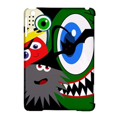 Halloween monsters Apple iPad Mini Hardshell Case (Compatible with Smart Cover)