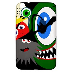 Halloween monsters Samsung Galaxy Tab 3 (8 ) T3100 Hardshell Case