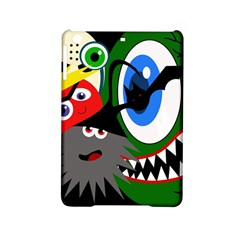Halloween monsters iPad Mini 2 Hardshell Cases