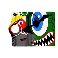 Halloween monsters Kindle Fire HD (2013) Flip 360 Case