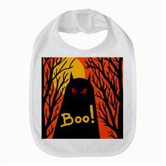 Halloween Monster Bib