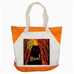 Halloween monster Accent Tote Bag