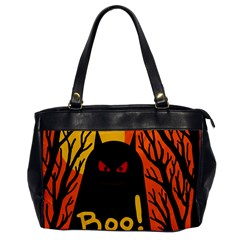 Halloween monster Office Handbags