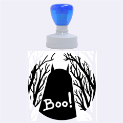 Halloween monster Rubber Round Stamps (Large)