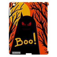 Halloween monster Apple iPad 3/4 Hardshell Case (Compatible with Smart Cover)