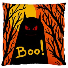 Halloween monster Large Cushion Case (One Side)
