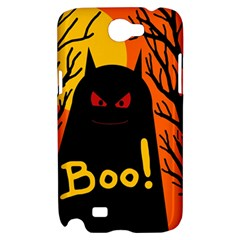 Halloween monster Samsung Galaxy Note 2 Hardshell Case