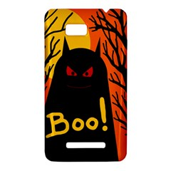 Halloween monster HTC One SU T528W Hardshell Case