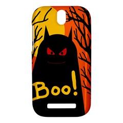 Halloween monster HTC One SV Hardshell Case