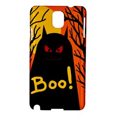 Halloween monster Samsung Galaxy Note 3 N9005 Hardshell Case
