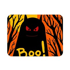 Halloween monster Double Sided Flano Blanket (Mini)