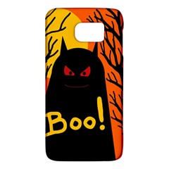Halloween monster Galaxy S6