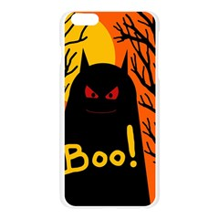 Halloween monster Apple Seamless iPhone 6 Plus/6S Plus Case (Transparent)