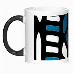 Blue Decor Morph Mugs