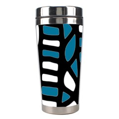 Blue decor Stainless Steel Travel Tumblers