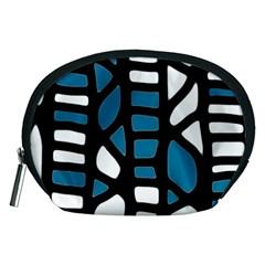 Blue decor Accessory Pouches (Medium)
