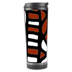 Red decor Travel Tumbler