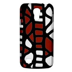 Red decor Galaxy S4 Mini