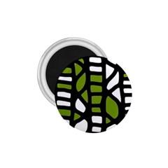 Green decor 1.75  Magnets