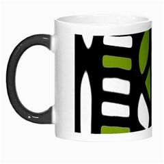 Green Decor Morph Mugs