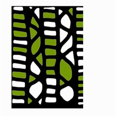 Green decor Large Garden Flag (Two Sides)
