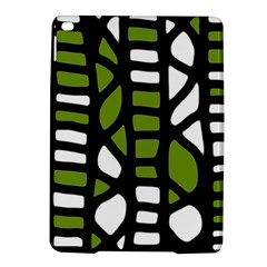 Green decor iPad Air 2 Hardshell Cases
