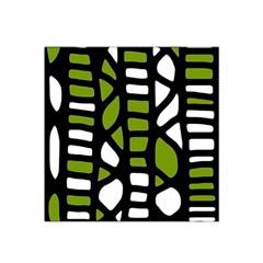 Green decor Satin Bandana Scarf