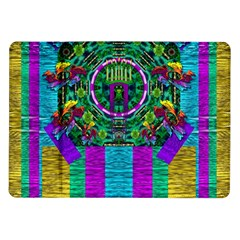 Queen Of The Light Samsung Galaxy Tab 10 1  P7500 Flip Case