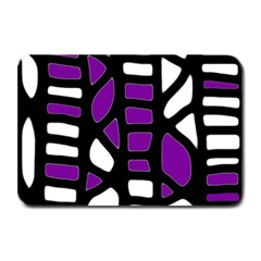 Purple decor Plate Mats