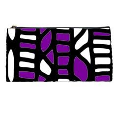 Purple decor Pencil Cases