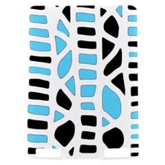 Light blue decor Kindle Touch 3G
