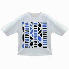 Blue decor Infant/Toddler T-Shirts