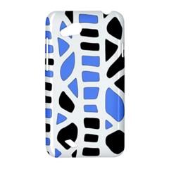 Blue decor HTC Desire VC (T328D) Hardshell Case