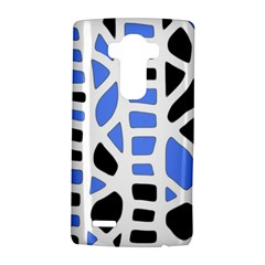 Blue decor LG G4 Hardshell Case
