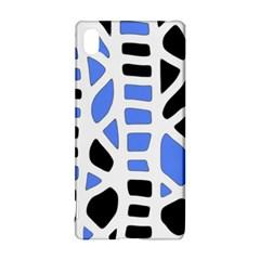 Blue decor Sony Xperia Z3+