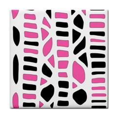 Pink decor Face Towel