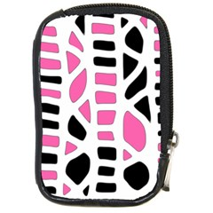 Pink decor Compact Camera Cases