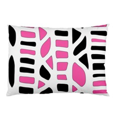 Pink decor Pillow Case (Two Sides)